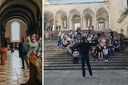 Catholic Colleges Manage Study-Abroad Programs Amid COVID