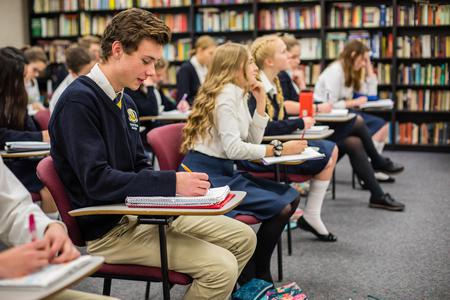 The intellectual life, the spiritual life and character development are the hallmarks of the Chesterton Schools Network.