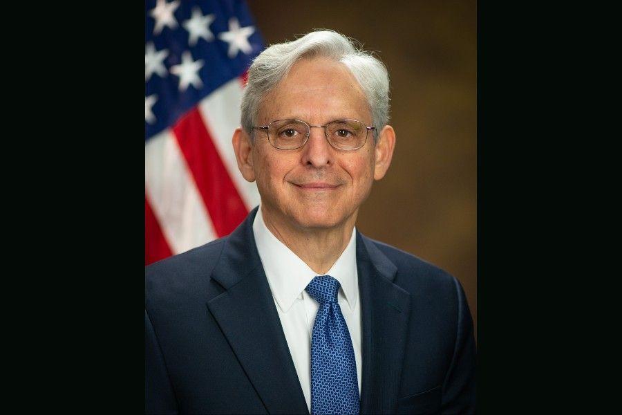 US Attorney General Merrick Garland