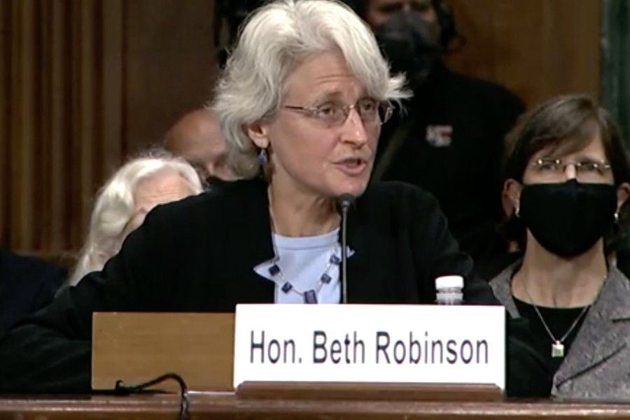 Federal Judicial Nominee Grilled Over 1990s Religious Freedom Case