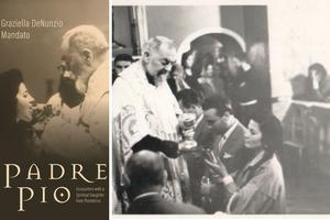 Personal recollections and family photos anchor the new edition of 'Padre Pio.'