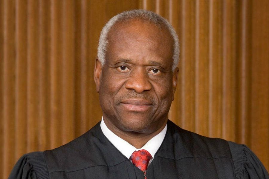 U.S. Supreme Court Justice Clarence Thomas