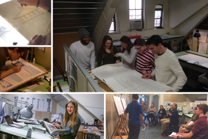 Benedictine College's classical architecture program builds toward a beautiful future. The Catholic college established the four-year bachelor of arts major in 2016.