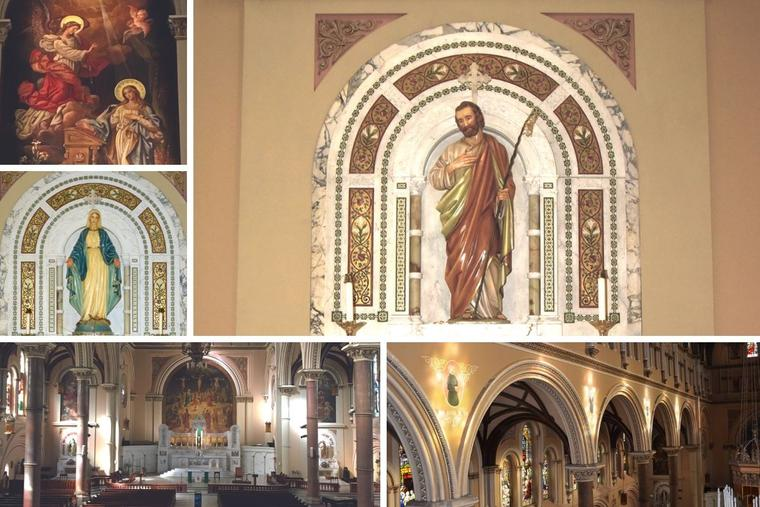 Since the late 1800s, this church has drawn locals and visitors alike to Mass and prayer.