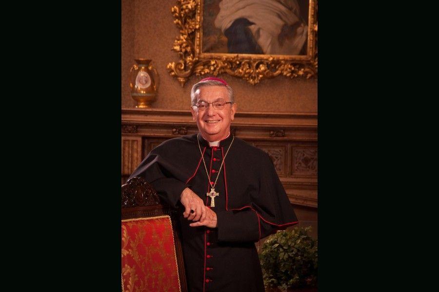 Former USCCB President Bishop Pilla Dies at 88
