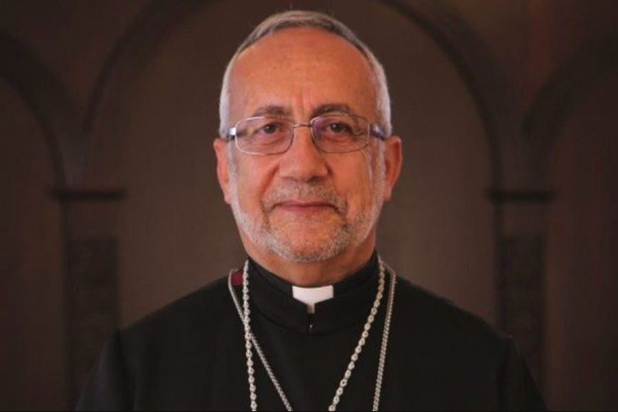 Pope Francis Meets With Newly Elected Armenian Catholic Patriarch