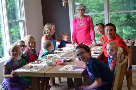 How Maria Von Trapp Inspired Colleen Rooney to Celebrate Feast Days With Feasts