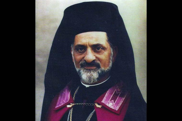 Archbishop Joseph Raya