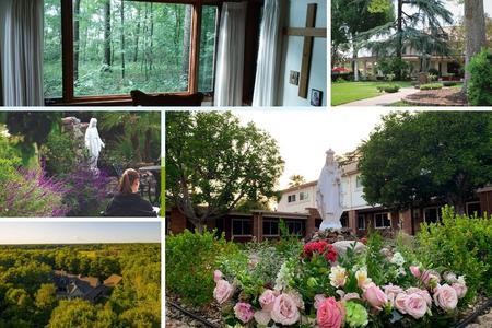 Seeking Silence: Retreat Centers Experience COVID Boom
