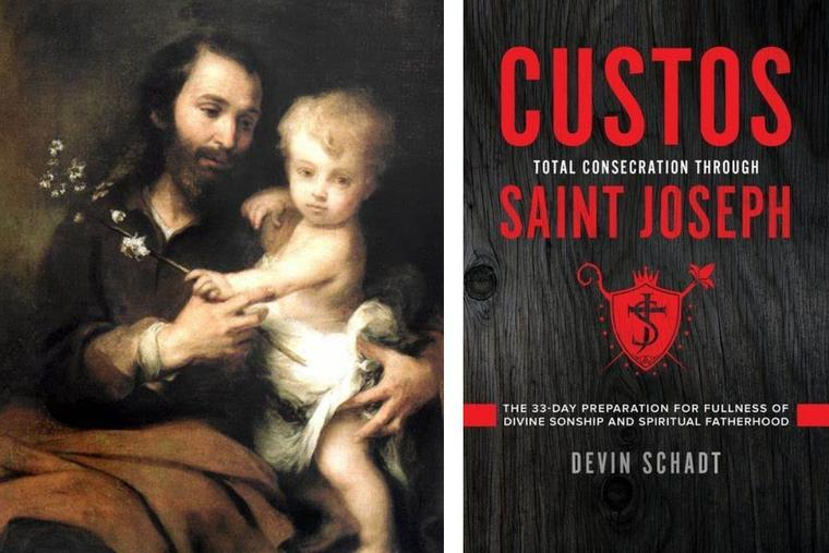 'Custos' offers a plan for consecration to St. Joseph.