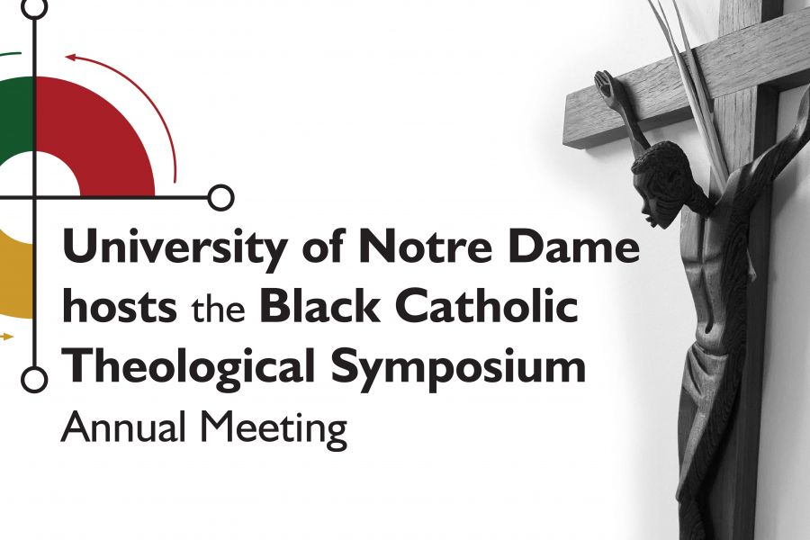 The 31st annual meeting of the Black Catholic Theological Symposium will take place Oct. 7-9 at the University of Notre Dame.