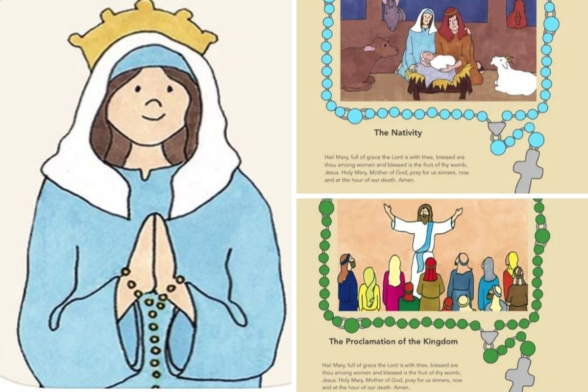 Rosary series for kids