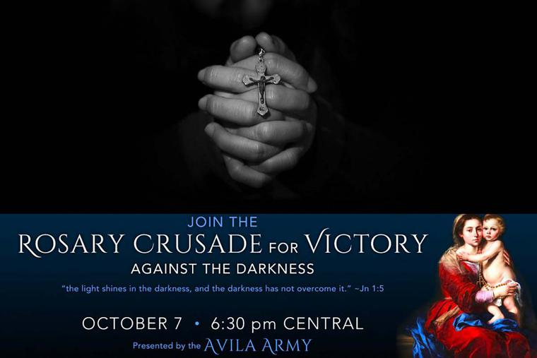 Rosary Crusade for Victory