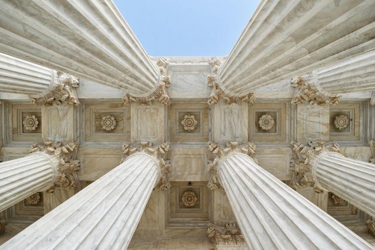 United States Supreme Court building in Washington, D.C.