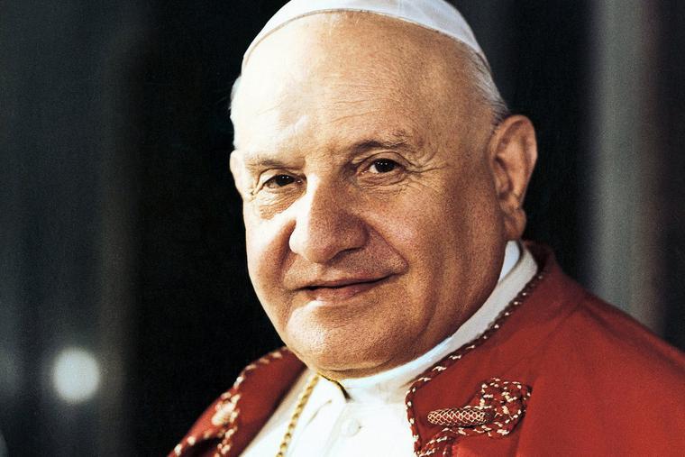 """De Agostini, """"John XXIII"""""""