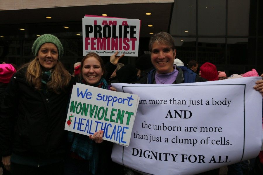 Why Women Didn't Need 'Roe' to Get Ahead: An Interview With the Head of Secular Pro-Life