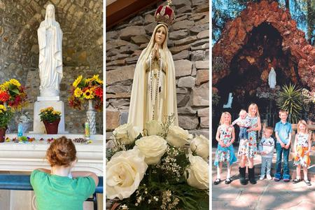 Turn to Favorite Titles for Mary During This Month of the Rosary
