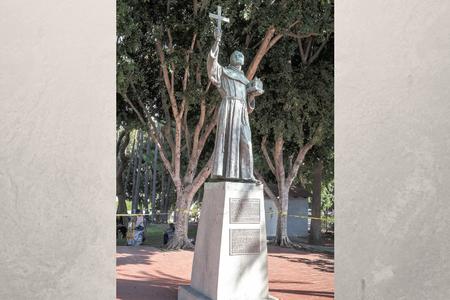 Los Angeles Renames Father Junipero Serra Park, Despite Catholic Praise for Sainted Missionary