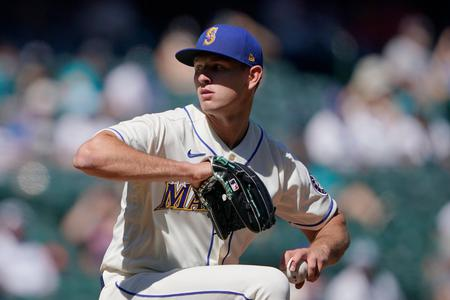 Seattle Mariners' Pitcher Discusses Wild Playoff Picture
