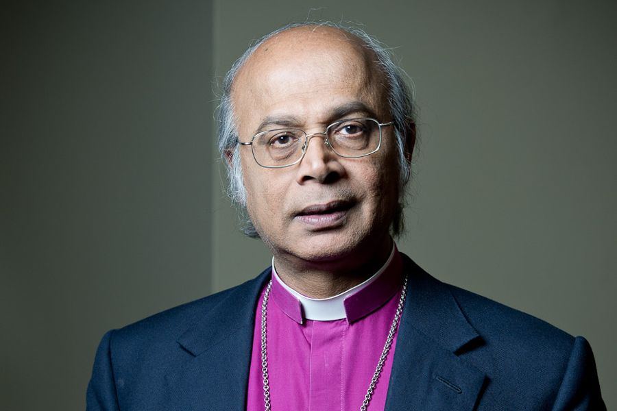 Ex-Anglican Bishop: As a Catholic, I Want to Help the Persecuted Abroad and Marginalized Christians at Home