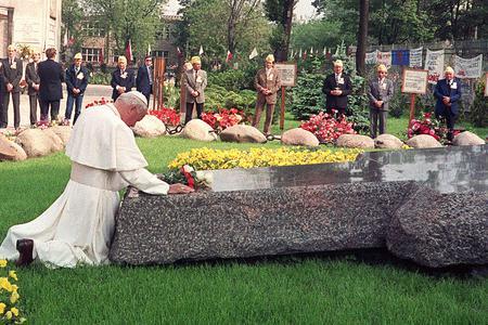 Blessed Jerzy Popiełuszko — Terror of Communists, Target of Vandals, Hero of Catholics Worldwide