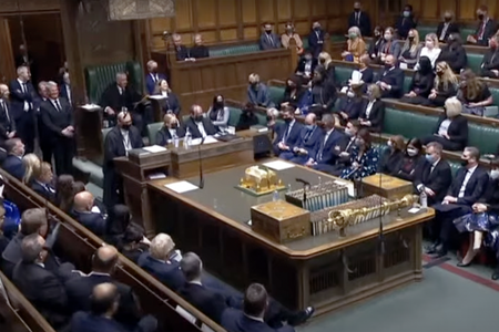 Video: Labour MP Defends Last Rites in Tribute to Sir David Amess