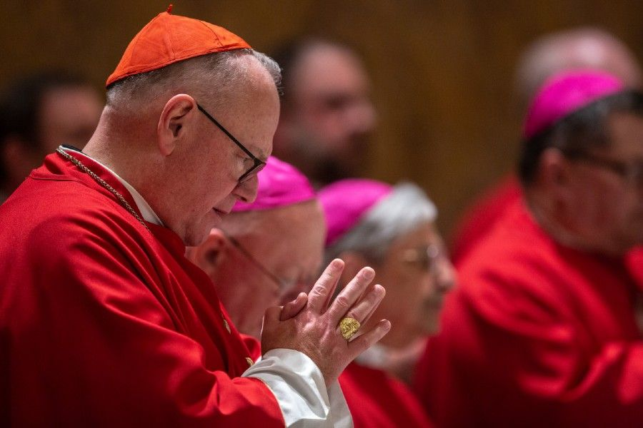 Cardinal Dolan Outlines 7 'Non-Negotiables' for the Synod on Synodality