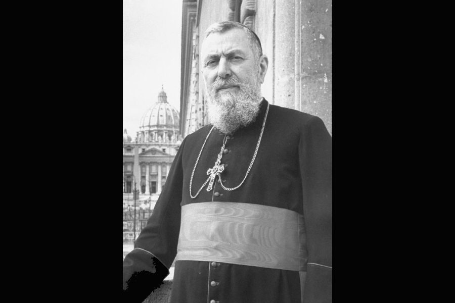 Yad Vashem: Vatican Librarian Cardinal Tisserant Made Heroic Efforts to Save Jews