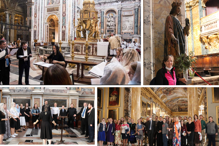 To Rome With Our Lady: Commemorating Lepanto in Song