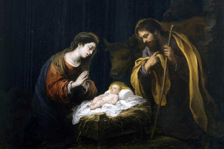 """Bartolomé Esteban Murillo, """"The Nativity,"""" ca. 1665-1670"""