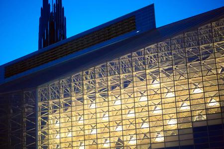 Neither Crystal nor Gold — How the Protestant Crystal Cathedral Became a Catholic Cathedral