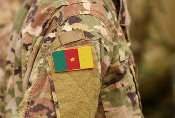 Kamerun, vojska