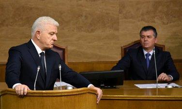 Duško Marković, Premijerski sat