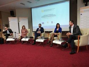 Sloboda medija i bezbjednost novinara na Zapadnom Balkanu, konferencija