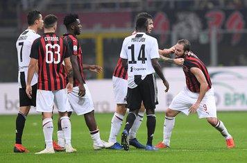 Milan - Juventus Gonsalo Iguain