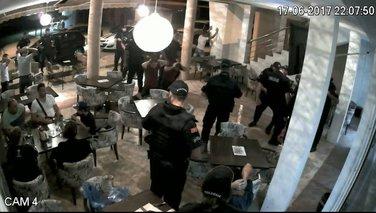 Policijska tortura Ulcinj