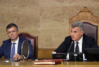 Branimir Gvozdenović, Ivan Brajović