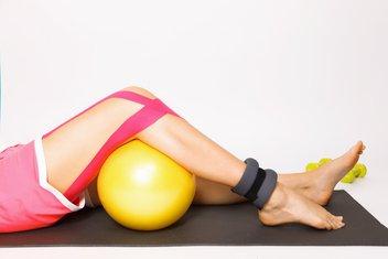 vježbe, koljena