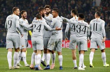 CSKA - Roma