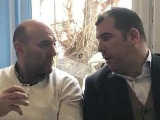 MArko Carević, Dragan Krapović