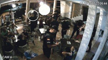 Policijska tortura, Ulcinj