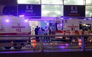 Istanbul, aerodrom Ataturk