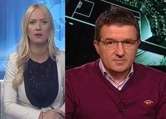 Ivana Šebek, Igor Ćulafić