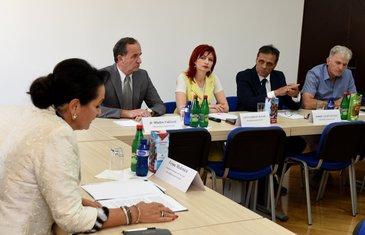 Sudski savjet, Vesna Medenica, Vesna SImović, Mladen Vukčević, Dobrica Šljivančanin
