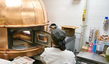 Južna Koreja radnik kuhinja
