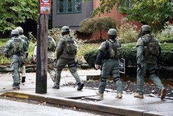Sinagoga pucnjava, Pitsburg