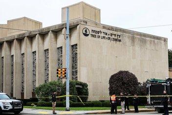 sinagoga pitsburg, sinagoga drvo života