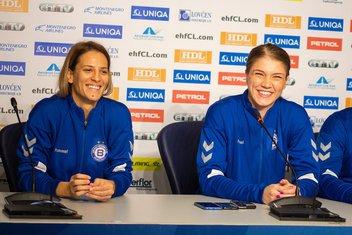 Anđela Bulatović i Ema Ramusović