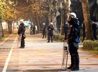 policija, crnogorska policija