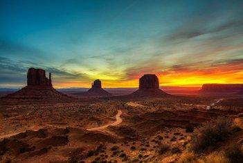 Arizona, pustinja